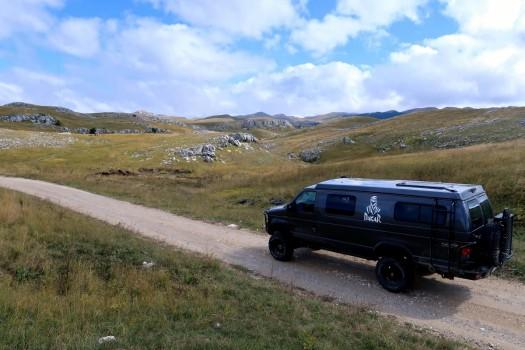 Philipp Körblein - BÄM! - Balkan, Bosnien, 1000 Berge
