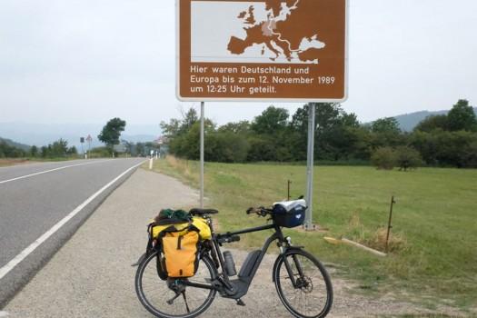 Stefan Reeg - 30 Jahre Grünes Band - 30 Jahre Mauerfall: Eine Jubiläumsradtour durch 7 Bundesländer