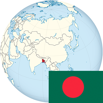 Globus-Bangladesch