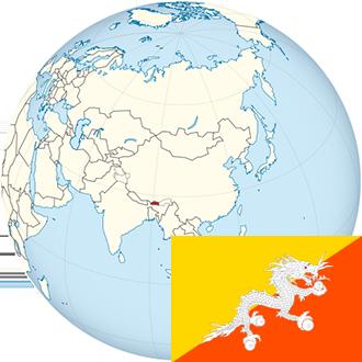 Globus-Bhutan