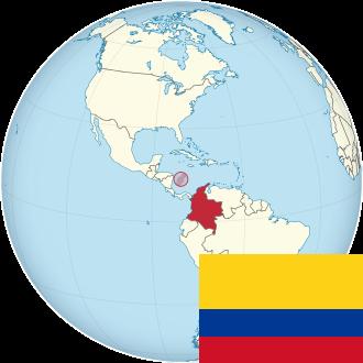 Kolumbien-Webuti
