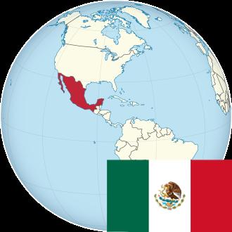 Globus-Mexiko